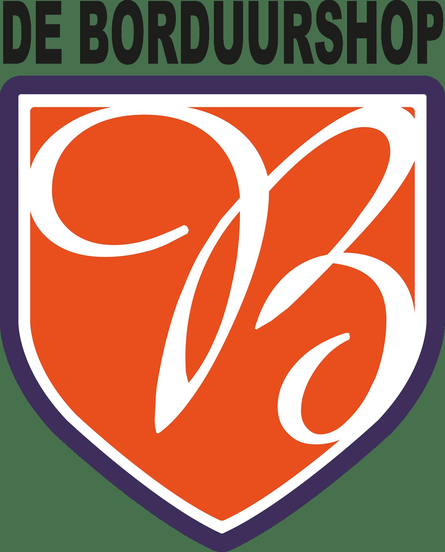 De Borduurshop Logo